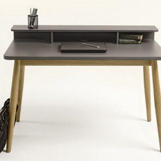 Nowoczesne biurko farsta w skandynawskim stylu (120 cm)