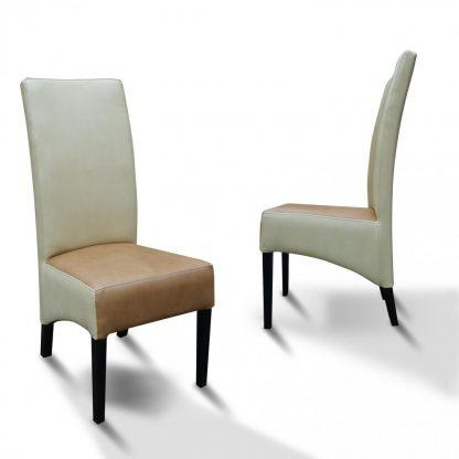 Krzesło tapicerowane gina 107