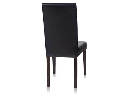 Giorgio krzesło tapicerowane bukowe