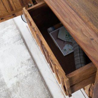 Drewniana komoda retro