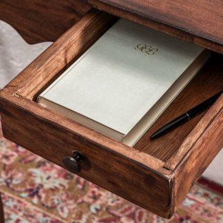 Drewniane biurko hemingway