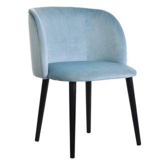 Stylowe krzesło tapicerowane inge
