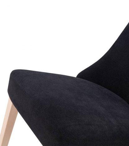 Tokio krzesło bukowe tapicerowane w nowoczesnym stylu