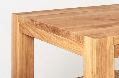 Nowoczesny drewniany dębowy stół harden / 180x90 cm