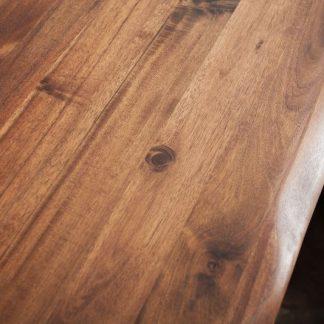 Stół z litego drewna genesis (180 cm
