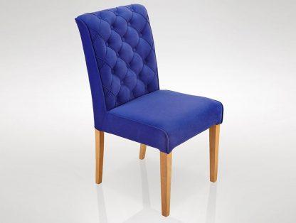 Krzesło tapicerowane karin