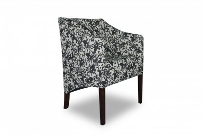 Fotel elena skośny
