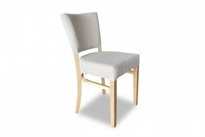 Krzesło tapicerowane sylva fin