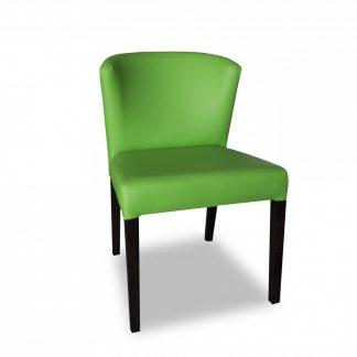 Krzesło tapicerowane silvana
