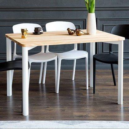 Nowoczesny stół triventi 120x80 cm