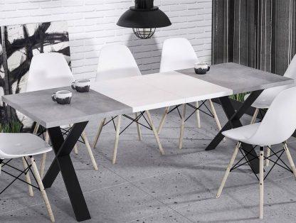 Nowoczesny stół x 130 cm