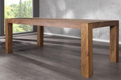 Drewniany stół makassar (200 cm