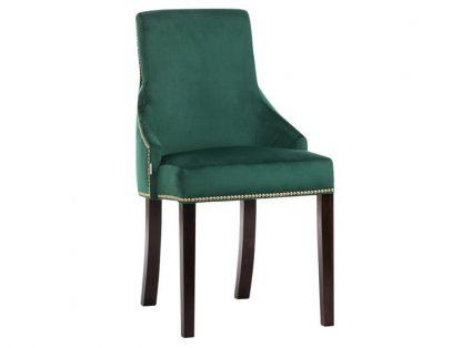 Eleganckie krzesło tapicerowane felicia