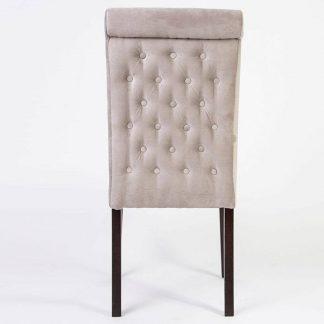 Krzesło tapicerowane benita