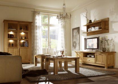Drewniany stolik porto 75 cm