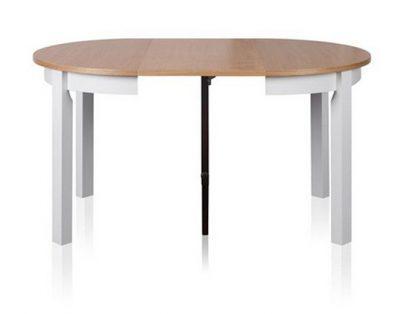 Merano stół okrągły rozkładany / 100-250 cm