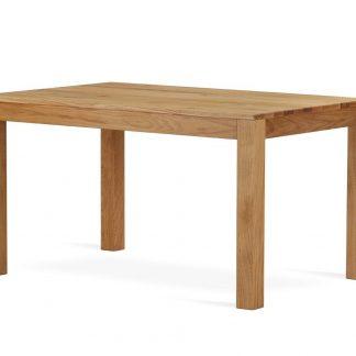 Nowoczesny rozkładany stół dębowy anders / 180x90 cm + 50 cm