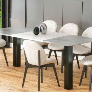 Nowoczesny rozkładany stół juka / 80-170 cm