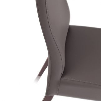Antonia krzesło dębowe tapicerowane w nowoczesnym stylu