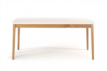 Skandynawski biały stół blanco