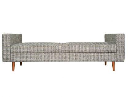 Nowoczesna rozkładana sofa baxter z pojemnikiem na pościel