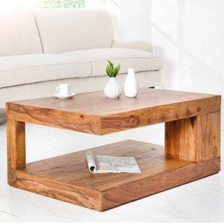Drewniana ława giant 90x60 cm