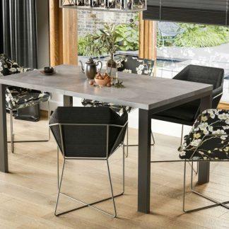 Nowoczesny rozkładany stół garant / 80-125 cm