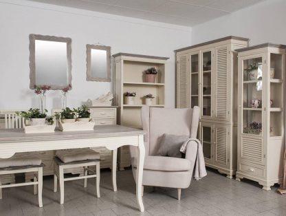 Stylowy stół pesaro w prowansalskim stylu
