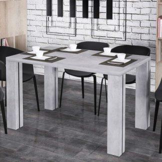 Nowoczesny rozkładany stół nisa / 130-175 cm