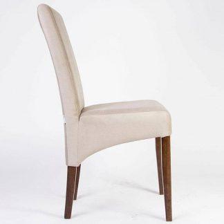 Krzesło tapicerowane camila