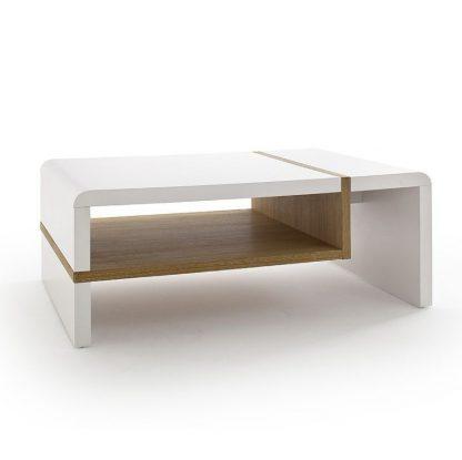 Nowoczesny stolik kawowy robela  / 100x70 cm