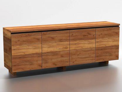 Drewniana komoda shaq 200 cm