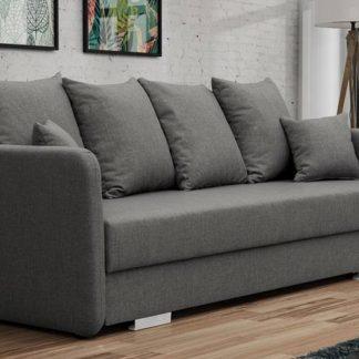 Nowoczesna rozkładana sofa juan z pojemnikiem na pościel