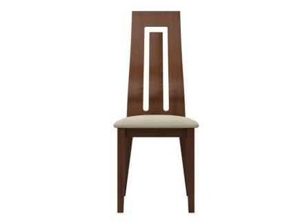 Krzesło z tapicerowanym siedziskiem 615