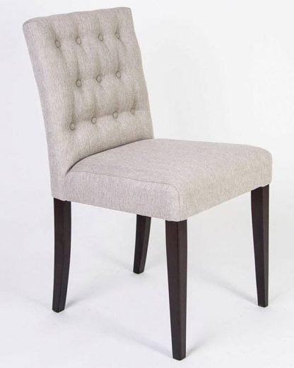 Krzesło tapicerowane manola