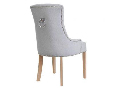 Stylowe krzesło tapicerowane katarina