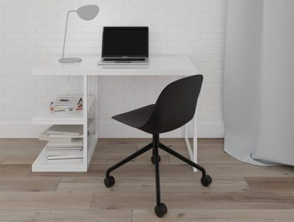 Nowoczesne biurko erbium (120 cm)