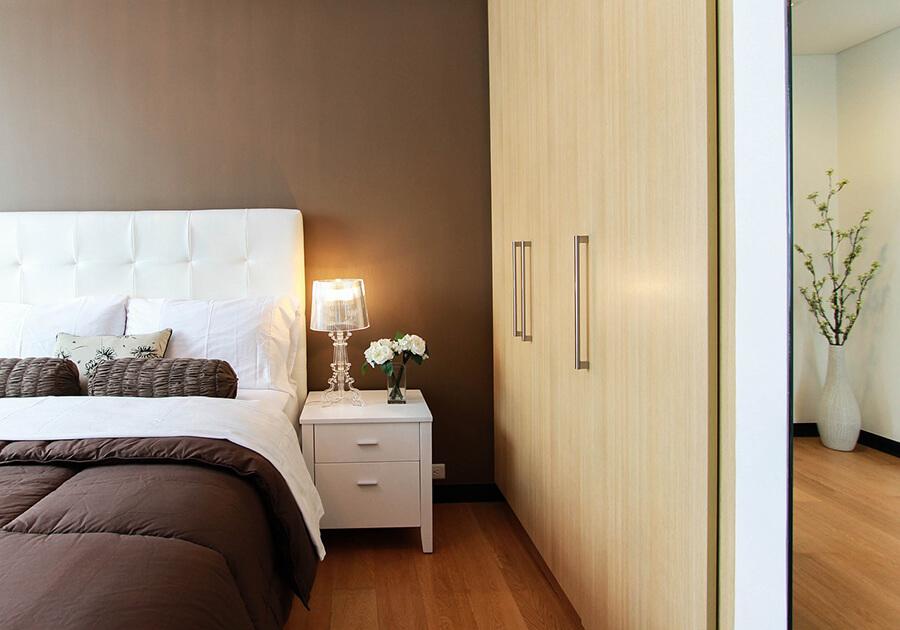 nowoczesne szafy do sypialni