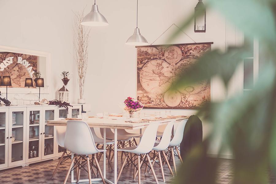Ile miejsca na stół i krzesła